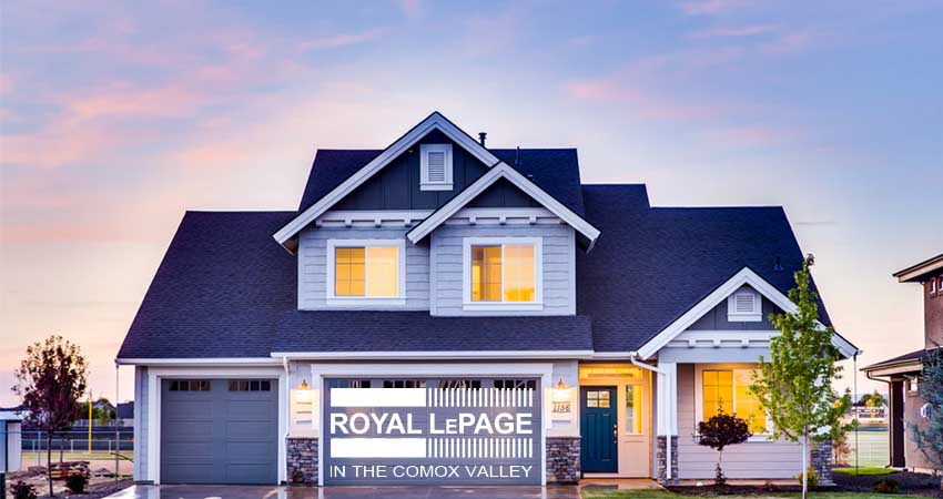 homes for sale in Comox Valley